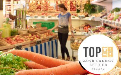 Ausbildung Kauffrau/-mann* im Einzelhandel (Schwerpunkt: Lebensmittel)